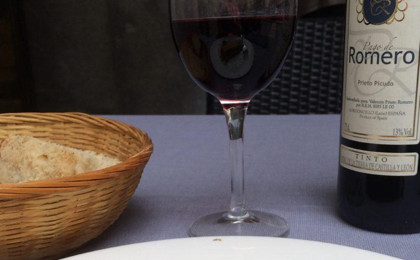 Blogi ja pullo viiniä